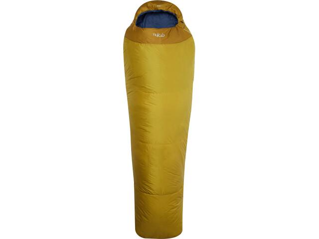 Rab Solar 1 Sleeping Bag XL Men, sulphur